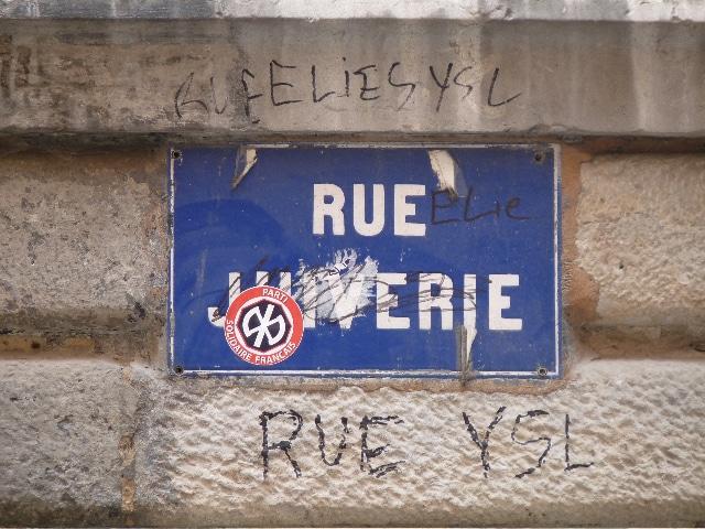Rue Juiverie Vieux Lyon