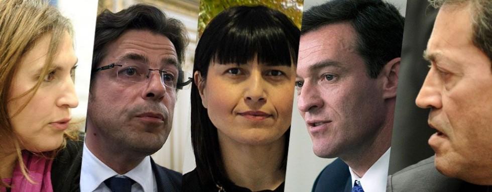 UMP-Primaires-Lyon-5candidats-Une-Couleur