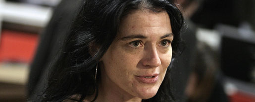 Nathalie Perrin-Gilbert dessine sa métropole et fait mine d'ignorer les municipales