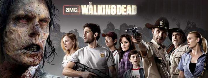 The Walking Dead, série morte vivante