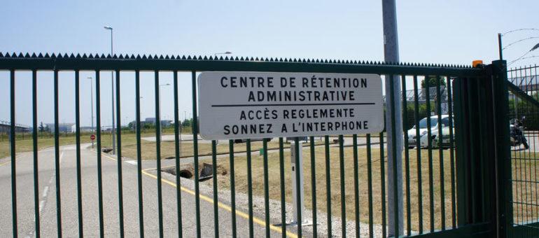 Quasi vide, le centre de rétention de Lyon ouvert durant la période de confinement