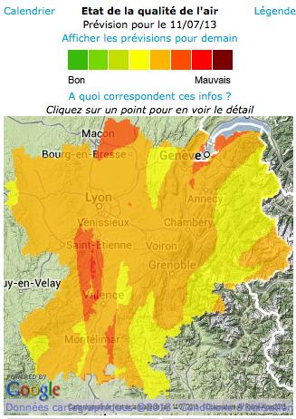 Pollution-Ozone-Lyon-Nord-Isere-11juillet2013