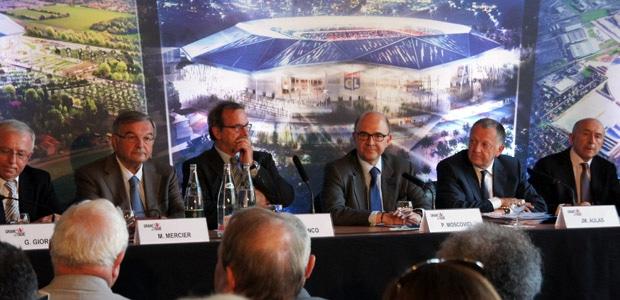 Conférence Grand Stade Moscovici