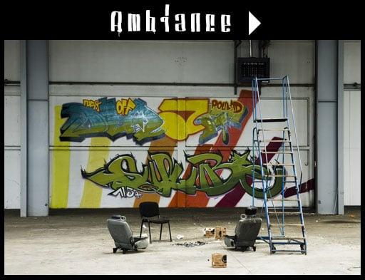 Lien vers la galerie Ambiance.