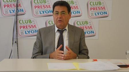 Jean-Paul Bret : «Si l'Asvel place son avenir dans les mains de Jean-Michel Aulas, le club mettra son projet en péril»