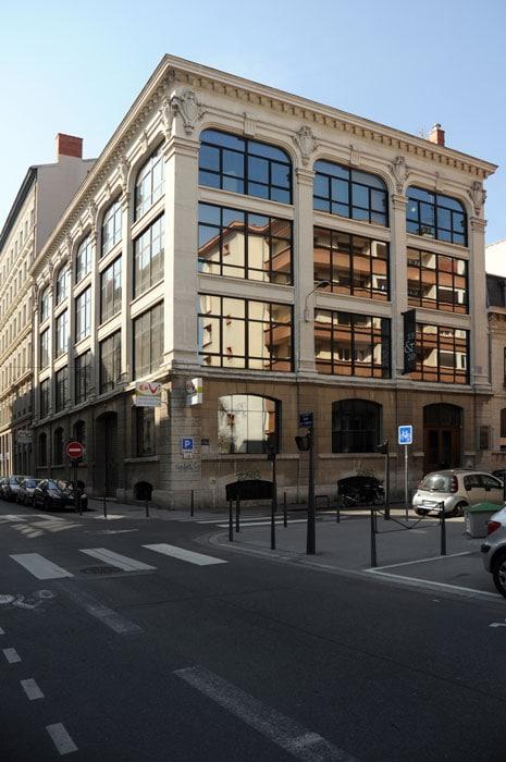 Magasins et Bureaux de Descours - Genthon et Compagnie