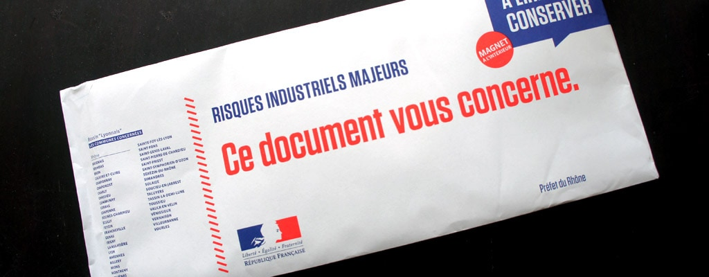 Risques industriels brochure