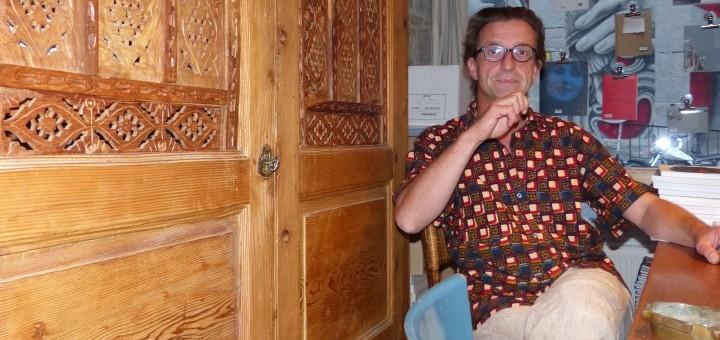 Gilles Fage, éditeur à Lyon : «l'édition est pleine de gens ratés» 4/5