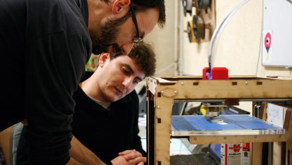 Le « FabLab » de Lyon : un repaire de geeks bricoleurs ?