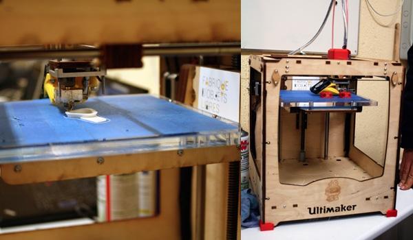 imprimante 3D FabLab