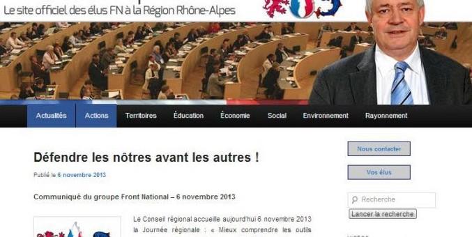 A la Région, le FN replonge quelques années en arrière