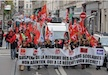A Lyon, les enseignants ont manifesté contre la réforme des rythmes scolaires