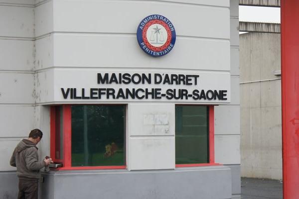 Maison d'arrêt de Villefranche