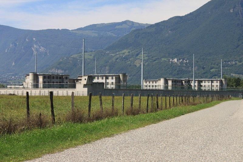 centre pénitentiaire d'Aiton