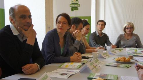 Municipales 2014 : les écolos lyonnais abandonnent leur stratégie anti-Collomb