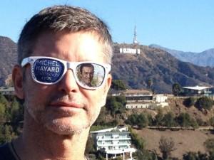 Les lunettes de Michel Havard : la communication de plus en plus drôle du candidat UMP