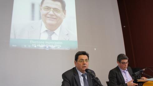 A Villeurbanne, la «bonne gestion» fera-t-elle l'élection ?