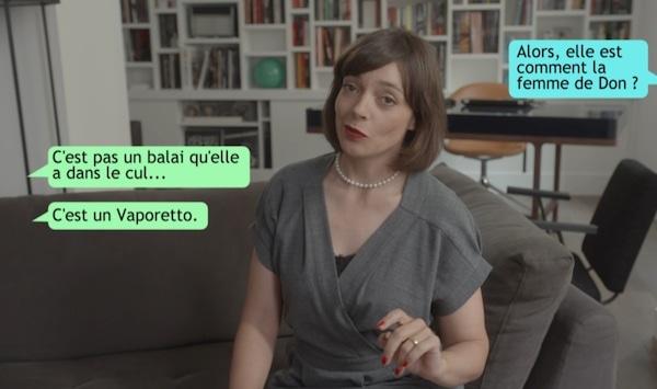 Textapes Alice