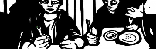 Illustration prison par Vergin Keaton pour Rue89Lyon