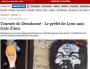 A Lyon, le préfet a déjà décidé d'interdire le prochain spectacle de Dieudonné