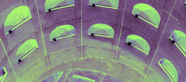 Le parking des Célestins : une rampe aux allures piranésiennes