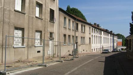 Immeubles murés, image tirée du site de l'Agence nationale pour la rénovation urbaine (anru).