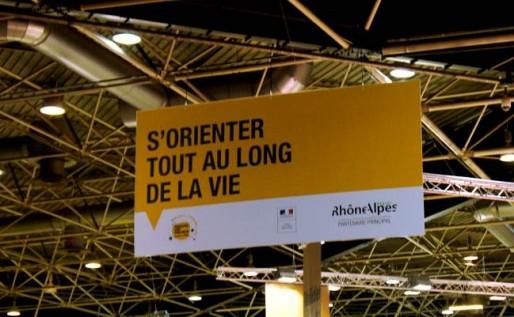 Mondial des Métiers de Lyon. Camille Romano/Rue89Lyon