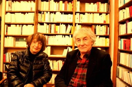 Monique Pinçon-Charlot et Michel Pinçon.