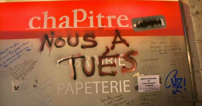 Librairie Chapitre de Lyon : dernières heures d'une condamnée