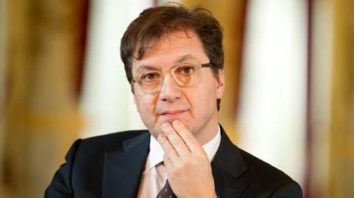 Serge Dorny ex et futur directeur de l'Opéra de Lyon.