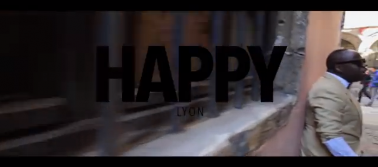 Lyon ville hyper heureuse : une nouvelle version du Happy de Pharell Williams