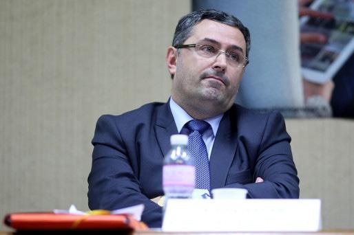 Jérôme Safar, candidat PS à Grenoble. Crédit Nils Louna.