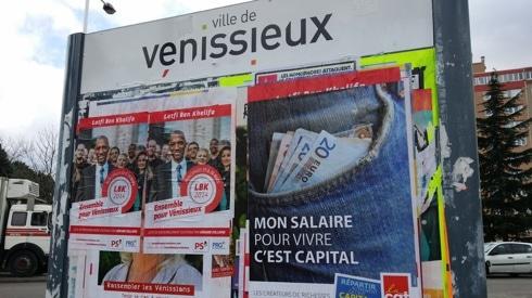 Bon alors, qui pour la mairie de Vénissieux ?