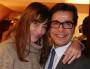 Carla Bruni enlace Emmanuel Hamelin, candidat sur la liste UMP pour Lyon.