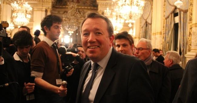 Elections régionales : Christophe Boudot candidat du FN pour Rhône-Alpes-Auvergne