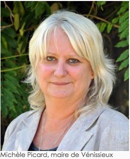 Municipales 2015 à Vénissieux : pour sa campagne, Michèle Picard réinvestit son bilan
