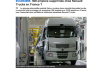 508 emplois supprimés chez Renault Trucks en France