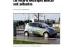 Vigie voiture électrique polluante