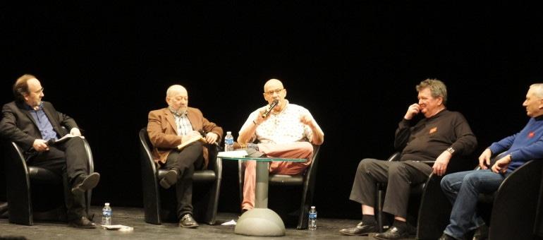James Ellroy à Lyon : «Je suis le Charles Aznavour de la littérature américaine»