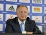 Jean-Michel Aulas Président de l'Olympique Lyonnais
