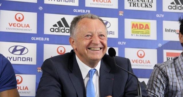OM-OL : Jean-Michel Aulas reprend son jeu favori des déclarations fracassantes