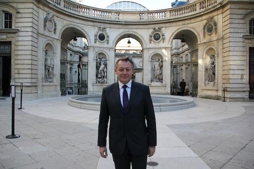 Thierry Braillard ne suivra pas l'accord du PRG avec Benoît Hamon