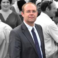 Xavier Odo, élu maire de Rillieux.