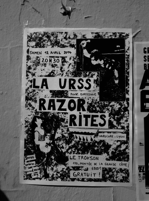 Affiche concert.