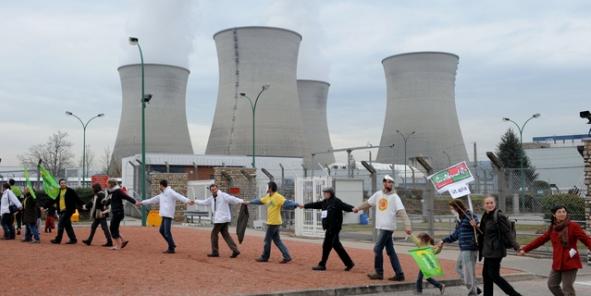 Nucléaire : la centrale du Bugey problématique selon l'ASN