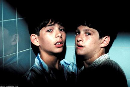 Image tirée du film La Mauvaise éducation, de Pedro Almodovar.
