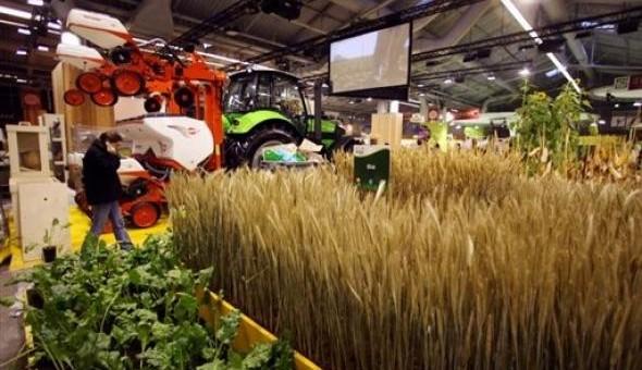 A Lyon, une manif contre «l'agrobusiness qui veut breveter le vivant»