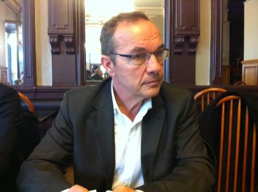 Pierre Hémon, élu EELV à Lyon. ©Rue89Lyon