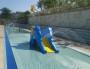 Jeux aquatiques de la piscine du Rhône ©Laura Daniel