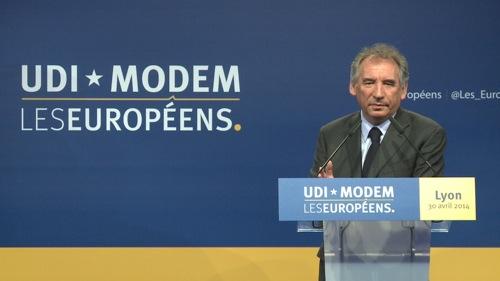 Régionales 2015 : au MoDem l'accord avec Laurent Wauquiez ne passe toujours pas